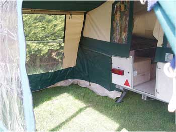 96 Conway trailer tent
