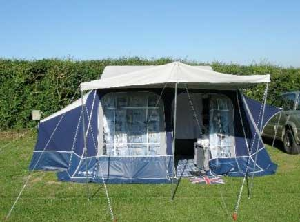 Camplet Trailer Tent